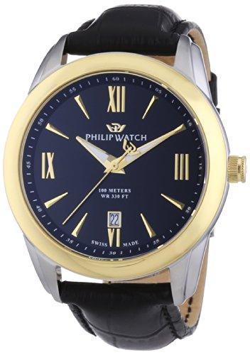 Philip Watch analogico Quarzo Orologio da Polso...