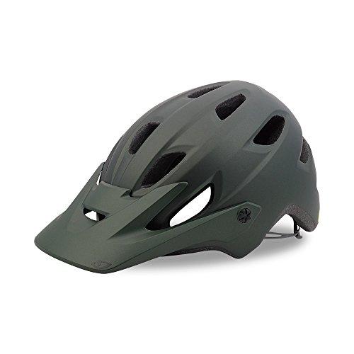 Giro Chronicle MIPS All Mountain MTB Fahrrad Helm Oliv grün 2017: Größe: S (51-55cm)
