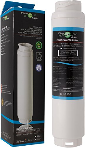 FilterLogic FFL-110B Filtro de agua compatible con 3M UltraClarity 00740560 , 740560...