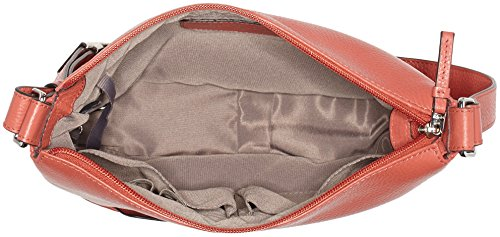 BREE Faro 2 S17, sac bandoulière Rot (tabasco)
