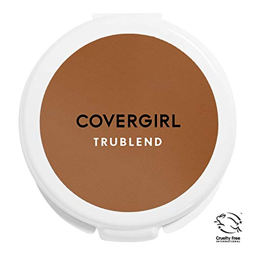 COVERGIRL - Trublend Pressed Powder Translucent Sable - 0.39 oz. (11 g)