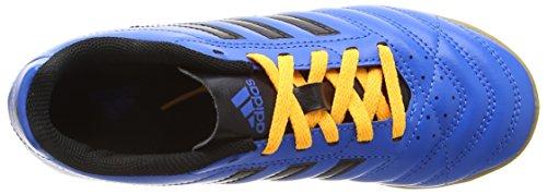 adidas Unisex-Kinder Goletto V in Fußballschuhe Blau (Shock Blue S16/Core Black/Solar Gold)