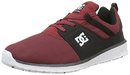 Dc Shoes - Heathrow, Sneakers, unisex Rot (Chili Pepper - CHIA)