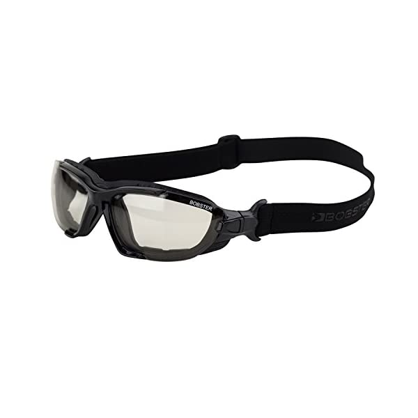 Lunettes moto photochromiques Bobster Renegade 6