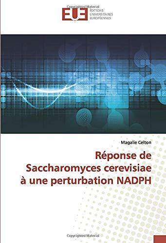 Réponse de Saccharomyces cerevisiae à une perturbation NADPH