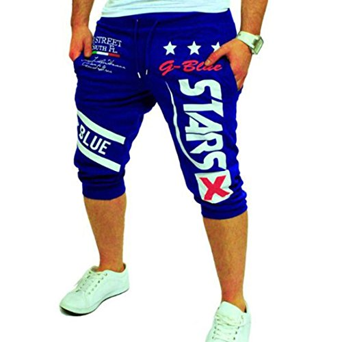LILICAT Herren kurze Hose Sport-Shorts Cargo Shorts Sommer Short Club Shorts Baumwollmischung Slim...