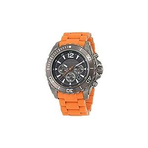 Michael Kors Reloj Cronógrafo para Hombre de Cuarzo con Correa en Acero