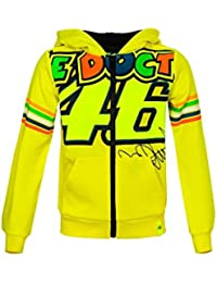 Valentino Rossi VR46 Moto GP Doctor Kids Official Hoodie 2018 487d2721127f
