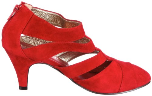 Lise Lindvig CAISA 112 174 Damen Pumps Rot/Red