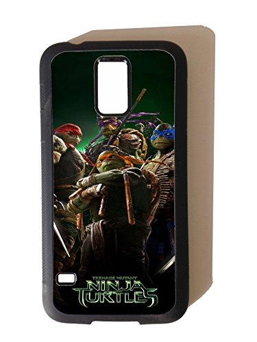 GPO Gruppe Exklusive TMNT, T.M.N.T, Teenage Mutant Ninja Turtles, Samsung Galaxy S5 Phonecase Turtles Gummi