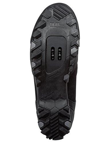 Vaude Unisex-Erwachsene TVL Pavei STX Mountainbike Schuhe Schwarz (Phantom Black 678)