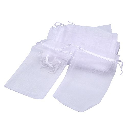 emeskymall-30pcs-white-organza-drawstring-wedding-party-favor-gift-bags-58x38-by-esky-mall