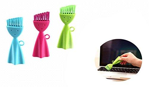 2-pces-petit-sourire-plastique-visage-forme-maniable-nettoyeur-balai-vent-ordinateur-clavier-cuisine