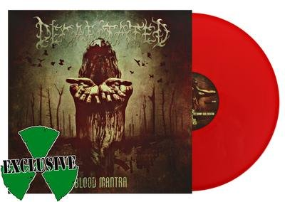 DECAPITATED, Blood mantra RED VINYL US-IMPORT - LP