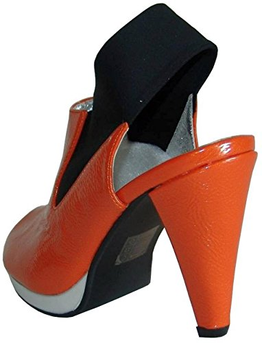 Andrea Conti Plateausandalette orange Orange
