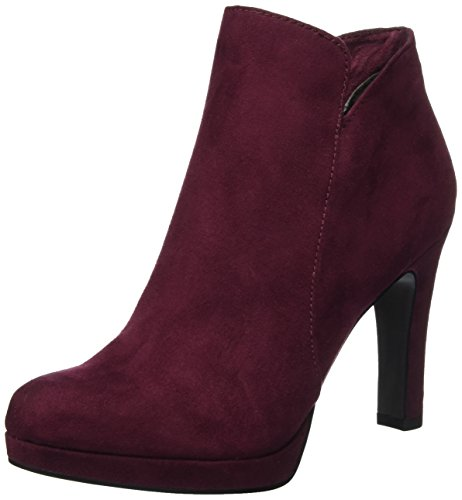 Tamaris Women 25316 Boots Red (vite)