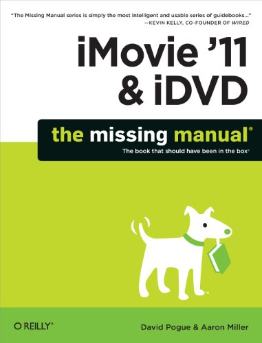 iphoto 11 the missing manual book