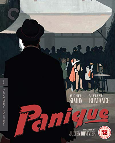 Panique (1947) [The Criterion Collection] [Blu-ray] [2018]