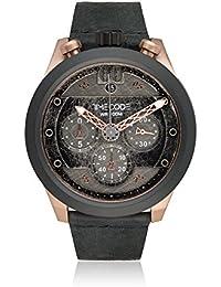 Timecode Reloj de cuarzo Man Moon 1969 Negro 46 mm