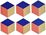 Areaware Table Tile - Red/Blue