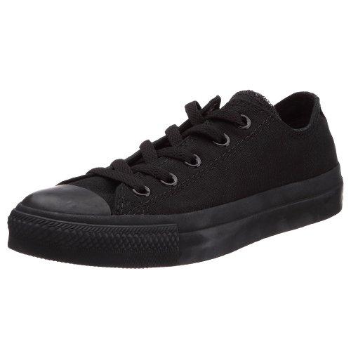 Converse All Star Ox Uomo Sneaker Grigio Nero