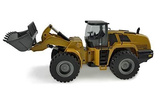 RC Spielzeug kaufen Spielzeug Bild 1: Amewi 22343 Radlader 1:14, RTR, 10-Kanal, Ocker*