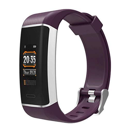 5 IN 1 TABLE Fitness Tracker Sport Schrittzähler Schlafmonitor/Pulsmesser/Kalorien zähler Bluetooth Wasserdicht Smartes Armband Sport-Armbanduhr,Für Kinder Frauen und Männer
