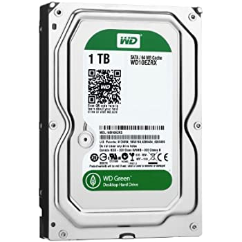 "Western Digital Caviar Green - Disco duro interno de 1 TB (3,5"" SATA)"