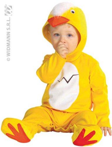 Widmann 2757P - Kostüm Baby Küken (Kostüme Ideen Für Babys)