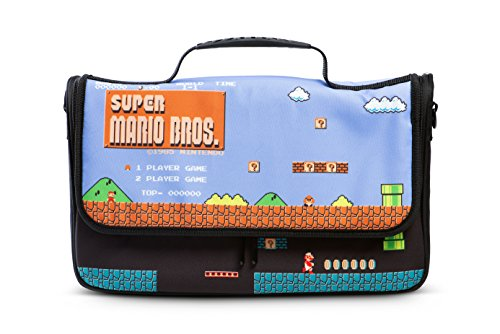 Bandolera Super Mario Bros Nintendo Switch
