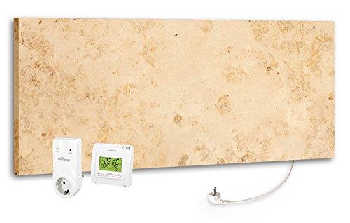 Marmony M800 Plus 800 Watt Infrarotheizung Jura inkl. MTC-35 Funkthermostat