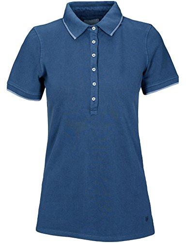 Basefield Damen Poloshirt SCARLETT - Cosmicblue (229005137) 629 COSMICBLUE
