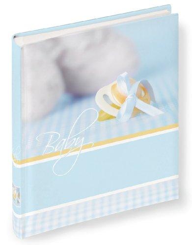walther-vichy-uk-129-l-album-portafoto-per-neonati-28x305-cm-colore-blu