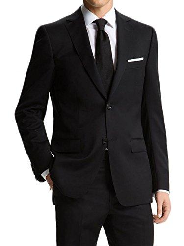 Tissus Dormeuil - Costume tissus Dormeuil Noir