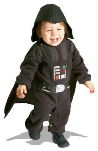 Darth Vader Toddler Size 1-2 (Spielen Make-up Halloween-karte)
