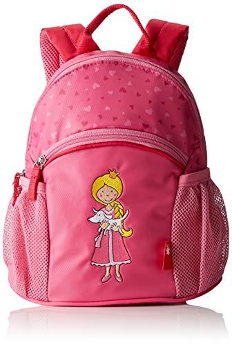 sigikid, Mädchen, Rucksack klein, Pinky Queeny Motiv, Rosa, 24913