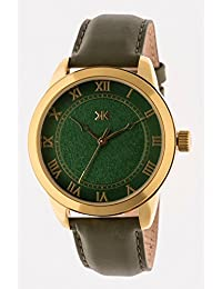 KILLER Unisex Analogue Leather Watch - KLW524A