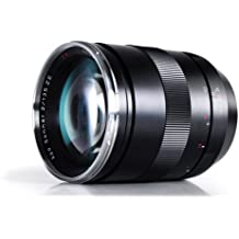 Carl Zeiss ZE Apo Sonnar - Objetivo para Canon (distancia focal fija 135 mm, apertura f/2, diámetro: 77 mm), negro