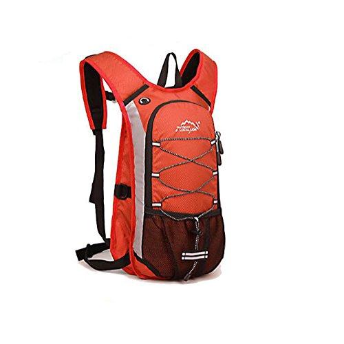 Wmshpeds Multi-funzionale zaino di equitazione maschio mountain bike bag ragazza acqua traspirante borsa casual di luce piccola borsa a tracolla D