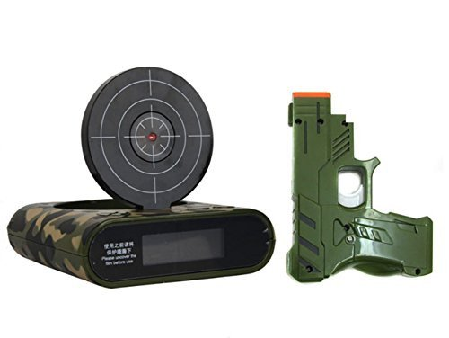 stoga-gvc001-latest-fashion-digital-alarm-clock-lock-n-load-gun-alarm-clock-laser-target-gaming-cloc