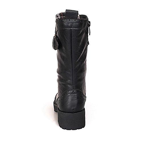 1TO9 - Pantofole a Stivaletto donna Black