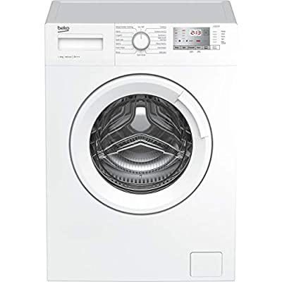 Beko WTG841B2W 8kg 1400rpm Washing Machine - White by AO