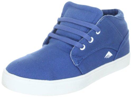 Emerica THE SITUATION 6102000055 Unisex - Erwachsene Sportschuhe - Skateboarding Blau (Blue/White)