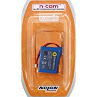 Nolan N- Com N- Com batería f.e de caja BX4/B3.