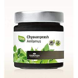 Chyavanprash Bio DE-ÖKO-003 250g Glas Amla-Mus CV