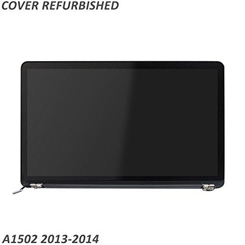 FTDLCD® 13,3 Zoll LED LCD Screen Komplett Display Assembly Ersatzteil für Apple MacBook Pro Retina A1502 Late 2013 Mid 2014 (Macbook Pro Ersatzteile)