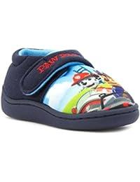 Paw Patrol - Zapatillas de estar por casa de Material Sintético para niño