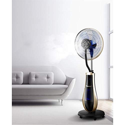 Standventilator Turbo Luft-Zirkulator-Gebläse-industrielle Sockelventilatoren mit LED-Anzeige Hochgeschwindigkeitsstarker Wind-Hochleistungs-justierbarer Ventilatorkopf, 3 Geschwindigkeit