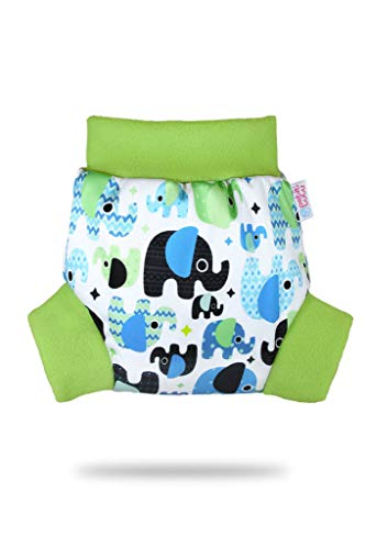Shorty en PUL Petit Lulu | Culotte de Protection | Pull Up Couche | Taille L | Réutilisable &...