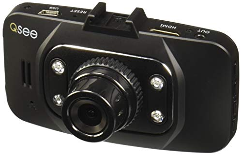 q-see q-go Digital Camcorder-6,9cm-Full HD-schwarz (Qsee-sicherheit-kamera-system)